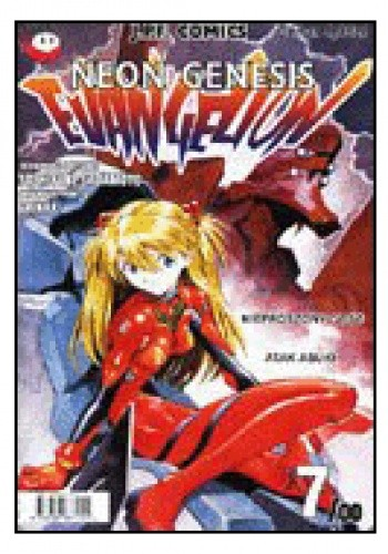 Okładka książki Neon Genesis Evangelion 7/00: