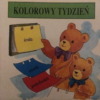 Okładka książki Kolorowy tydzień