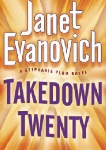 Okładka książki Takedown twenty