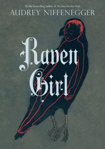 Okładka książki Raven Girl