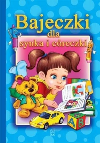 Okładka książki Bajeczki dla syna i córeczki