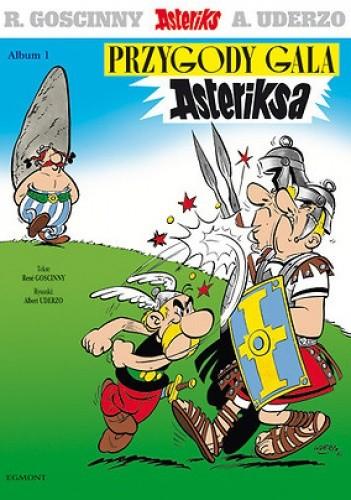 Okładka książki Przygody Gala Asteriksa