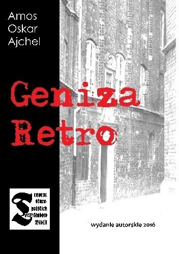 Okładka książki Geniza Retro