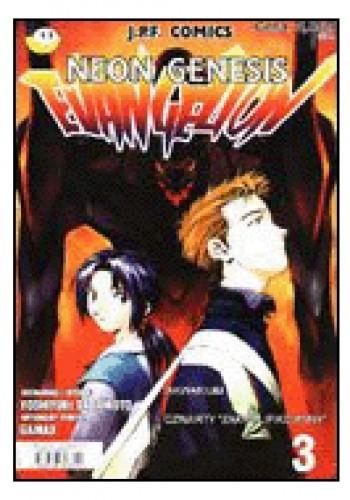 Okładka książki Neon Genesis Evangelion 3/01: