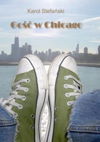 Okładka książki Gość w Chicago