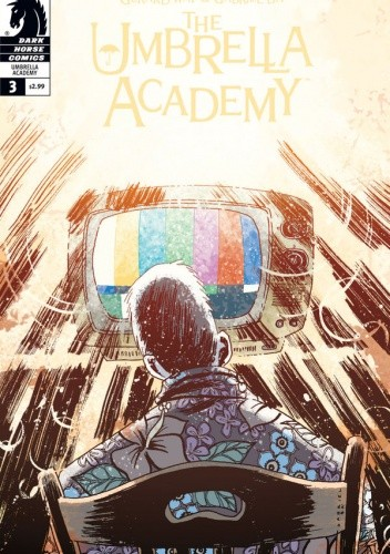 Okładka książki The Umbrella Academy: Dallas #3:
