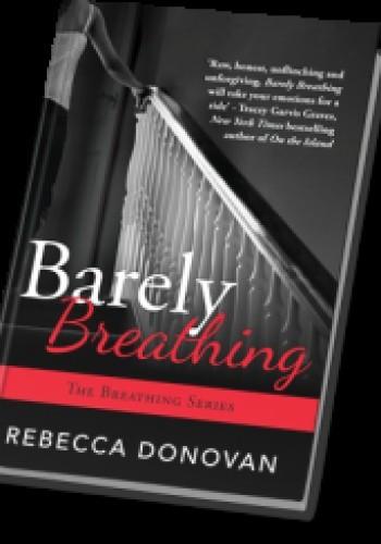 Okładka książki Barely Breathing