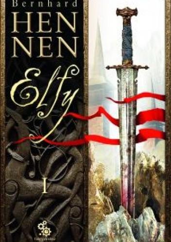 Okładka książki Elfy