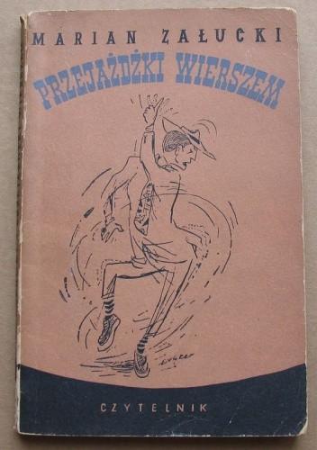 Okładka książki Przejażdżki wierszem