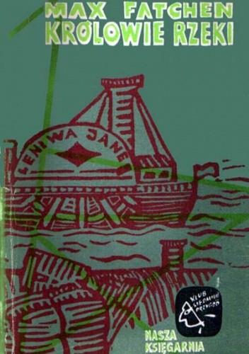 Okładka książki Królowie rzeki