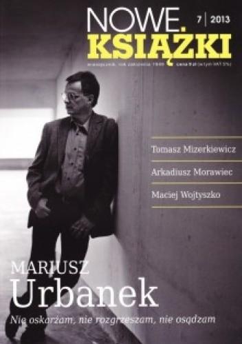 Okładka książki Nowe Książki, nr 7/2013
