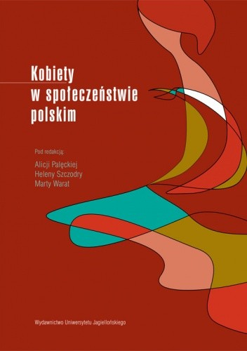 Okładka książki Kobiety w społeczeństwie polskim