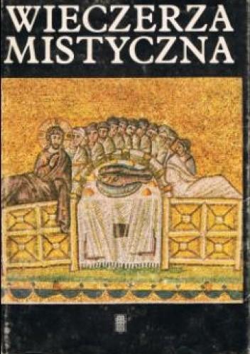 Okładka książki Wieczerza Mistyczna