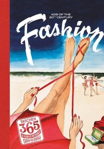 Okładka książki Fashion Ads of the 20th Century