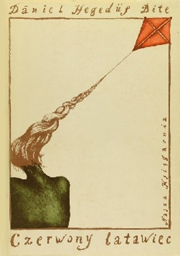 Okładka książki Czerwony latawiec
