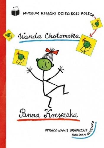 Okładka książki Panna Kreseczka