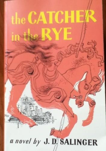Okładka książki The Catcher in the Rye