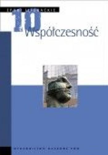 Okładka książki Współczesność