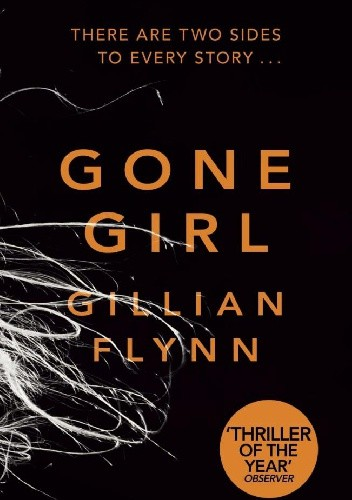Okładka książki Gone Girl