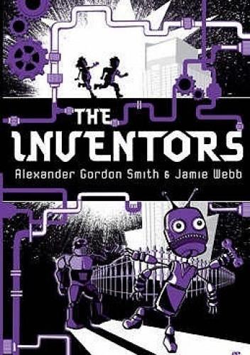 Okładka książki The Inventors