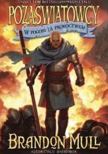 Okładka książki W pogoni za proroctwem
