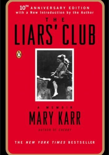 Okładka książki The Liars' Club