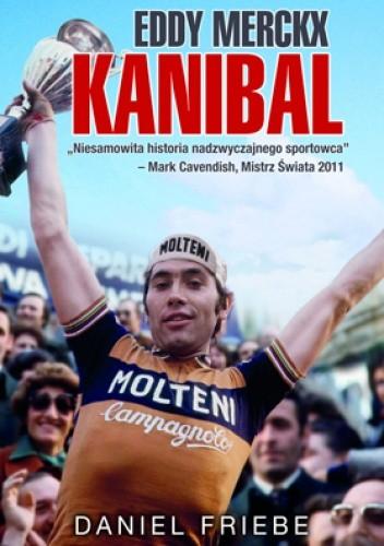 Okładka książki Eddy Merckx. Kanibal