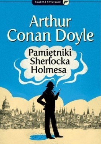 Okładka książki Pamiętniki Sherlocka Holmesa