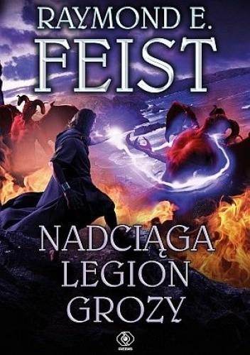 Okładka książki Nadciąga legion grozy