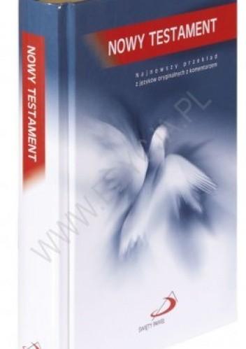 Okładka książki Nowy Testament
