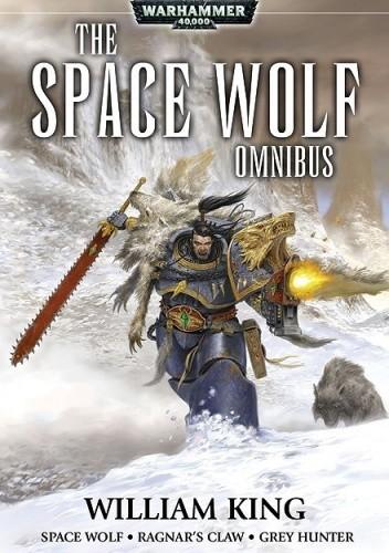 Okładka książki Space Wolf: the First Omnibus
