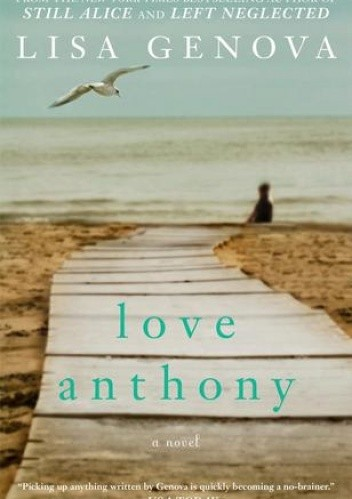 Okładka książki Love Anthony