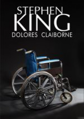 Okładka książki Dolores Claiborne