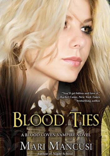Okładka książki Blood Ties