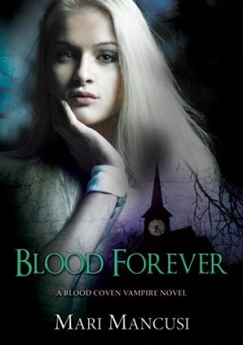 Okładka książki Blood Forever
