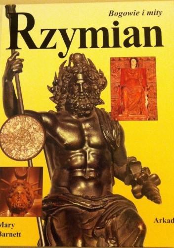 Okładka książki Bogowie i mity Rzymian