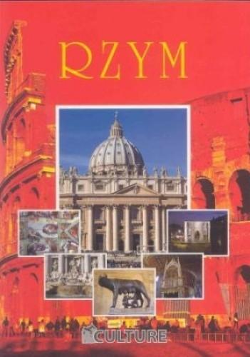 Okładka książki Najpiękniejsze miasta. Rzym