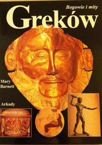 Okładka książki Bogowie i mity Greków