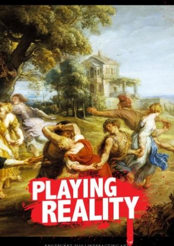 Okładka książki Playing Reality