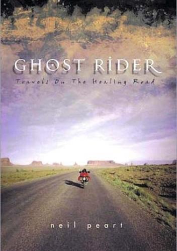 Okładka książki Ghost Rider: Travels on the Healing Road