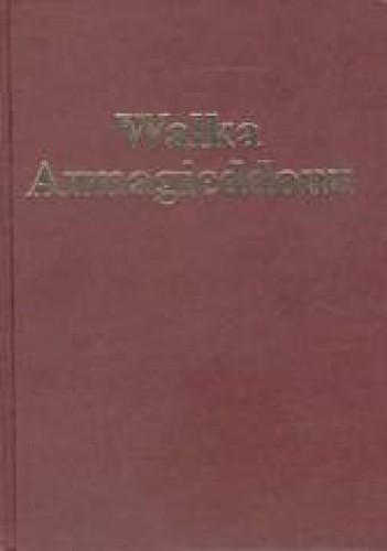 Okładka książki Walka Armagieddonu