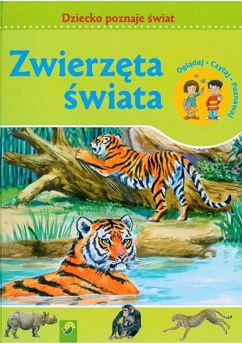 Okładka książki Zwierzęta świata