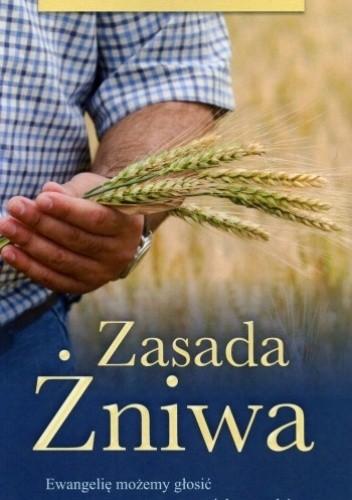 Okładka książki Zasada żniwa