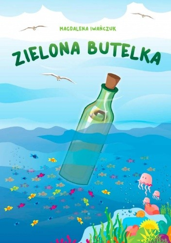 Okładka książki Zielona butelka