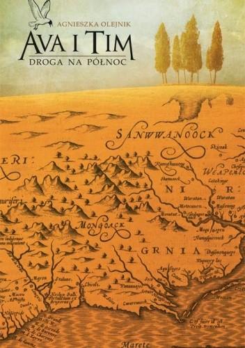 Okładka książki Ava i Tim. Droga na północ