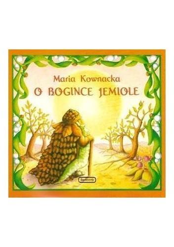Okładka książki O bogince Jemiole