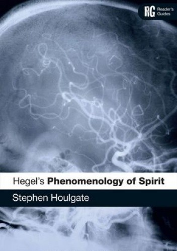 Okładka książki Hegel's 'Phenomenology of Spirit'