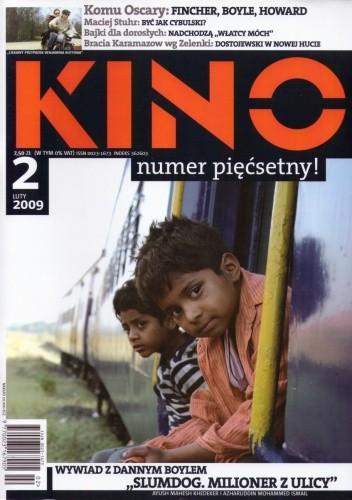 Okładka książki Kino, nr 2 / luty 2009