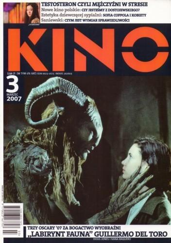 Okładka książki Kino, nr 3 / marzec 2007