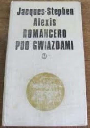 Okładka książki Romancero pod gwiazdami
